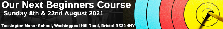 Beginners Course August 2021