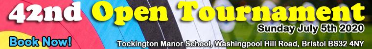 Tockington Archers Summer Tournament 2020